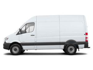 Ενοικίαση μικρού φορτηγού τύπου Van
